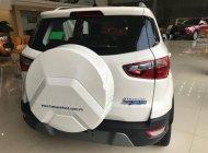 Bán Ford EcoSport Titanium 1.5L AT sản xuất năm 2018, màu trắng giá 648 triệu tại Hà Nội