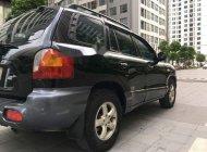Cần bán Hyundai Santa Fe Gold AT đời 2008, màu đen chính chủ giá 288 triệu tại Hà Nội