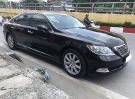 Cần bán Lexus LS 460L sản xuất 2008, màu đen, nhập khẩu nguyên chiếc giá 1 tỷ 179 tr tại Hà Nội