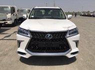 Bán Lexus LX570 Super Sport Trung Đông trắng nội thất da bò 2019 giá 9 tỷ 350 tr tại Hà Nội