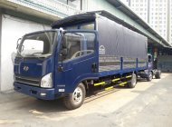 Xe tải Hyundai 7.3 tấn, Hyundai Faw 7.3 tấn, thùng bạt 6.2m, xe tải 7 tấn, giá tốt giá 595 triệu tại Tp.HCM