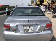 Cần bán xe Mitsubishi Lancer đời 2005, màu bạc giá cạnh tranh giá 230 triệu tại Tp.HCM