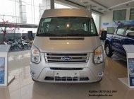 Bán ô tô Ford Transit SVP năm 2018, màu bạc giá 820 triệu tại Hà Nội