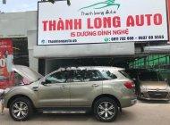 Bán Ford Everest 3.2L titanium 4WD sản xuất năm 2016, màu vàng, nhập khẩu nguyên chiếc  giá 1 tỷ 699 tr tại Hà Nội