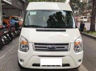 Bán ô tô Ford Transit 2.5 MT năm 2016, màu trắng số sàn, 710 triệu giá 710 triệu tại Hà Nội