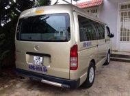 Cần bán lại xe Toyota Hiace 2.5 đời 2009, giá chỉ 350 triệu giá 350 triệu tại Lâm Đồng