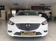 Cần bán xe Mazda 6 2.0 AT sản xuất 2016, màu trắng chính chủ, giá 770tr giá 770 triệu tại Hải Phòng