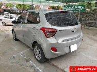 Cần bán lại xe Hyundai Grand i10 đời 2016, màu bạc, nhập khẩu nguyên chiếc giá Giá thỏa thuận tại Hà Nội