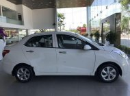Cần bán lại xe Hyundai Grand i10 năm sản xuất 2018, màu trắng, giá tốt giá 350 triệu tại Đà Nẵng
