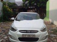 Bán xe Hyundai Accent sản xuất 2016, màu trắng giá 455 triệu tại Tp.HCM