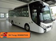 Bán xe khách 29-34 ghế Thaco TB85S 2018 Euro IV, phanh ABS, phanh điện từ. Hỗ trợ trả góp giá 1 tỷ 895 tr tại Tp.HCM