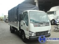 Cần bán xe tải Isuzu 2t4 thùng 4m3 giá 180 triệu tại Tp.HCM