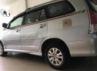 Cần bán xe Toyota Innova V sản xuất 2011, màu bạc giá 485 triệu tại Tp.HCM