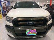 Cần bán gấp Ford Ranger Wildtrark đời 2015, màu trắng   giá 760 triệu tại Hà Nội