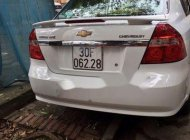 Cần bán Chevrolet Aveo sản xuất 2017, màu trắng chính chủ, giá 450tr giá 450 triệu tại Hà Nội