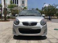 Cần bán xe Kia Morning SLX đời 2010, màu bạc, nhập khẩu nguyên chiếc  giá 275 triệu tại Nghệ An