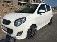 Cần bán lại xe Kia Morning năm sản xuất 2011, màu trắng giá 252 triệu tại Hà Nội