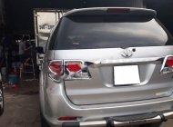 Cần bán Toyota Fortuner 2.5G sản xuất năm 2015, màu bạc giá cạnh tranh giá 845 triệu tại Tp.HCM