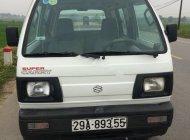 Bán ô tô Suzuki Super Carry Van sản xuất năm 2002, màu trắng chính chủ, 125tr giá 125 triệu tại Hà Nội