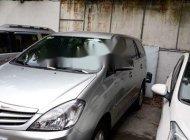 Cần bán lại xe Toyota Innova đời 2010, màu bạc giá 403 triệu tại Tp.HCM