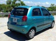 Cần bán lại xe Chevrolet Spark đời 2009, màu xanh giá 88 triệu tại Nam Định