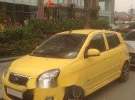 Cần bán lại xe Kia Morning sản xuất năm 2011, màu vàng  giá 250 triệu tại Hà Nội