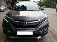 Bán Honda CR-V 2.0 AT sản xuất 12/2016 màu nâu, nội thất kem, số tự động, biển Hà Nội. giá 869 triệu tại Hà Nội