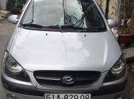 Bán Hyundai Getz 1.1 MT 2009, màu bạc, nhập khẩu, giá tốt giá 232 triệu tại Tp.HCM