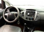 Bán ô tô Toyota Innova năm sản xuất 2013, màu bạc số sàn, giá chỉ 520 triệu giá 520 triệu tại Hà Nội
