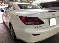 Cần bán Lexus IS 250C 2010, màu trắng, xe nhập giá 1 tỷ 250 tr tại Tp.HCM