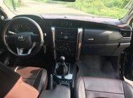Bán ô tô Toyota Fortuner 2.4G 4x2 MT năm sản xuất 2017, màu đen, nhập khẩu   giá 1 tỷ 75 tr tại Hà Nội