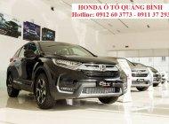 Bán Honda CRV 2018 đã có mặt tại Quảng Bình, xe có sẵn đủ màu, giao ngay. Liên hệ 0912 60 3773 để được tư vấn giá 963 triệu tại Quảng Bình