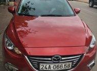 Bán Mazda 3 1.5L năm 2016, màu đỏ chính chủ giá 629 triệu tại Hải Phòng