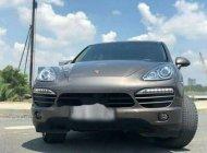 Chính chủ bán Porsche Cayenne 2011, màu xám, nhập khẩu giá 2 tỷ 550 tr tại Tp.HCM