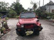 Bán Ssangyong Korando năm 2002, màu đỏ giá 135 triệu tại Quảng Ninh
