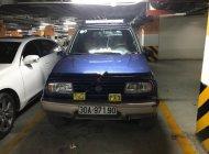 Cần bán lại xe Suzuki Vitara năm 2003, màu xanh lam, nhập khẩu giá 175 triệu tại Hà Nội