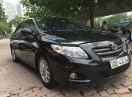 Bán Toyota Corolla sản xuất năm 2009, màu đen, xe nhập, 475 triệu giá 475 triệu tại Hà Nội