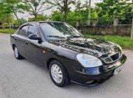 Cần bán gấp Daewoo Nubira 1.6 đời 2001, màu đen giá 75 triệu tại Hà Nội