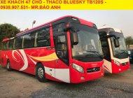 Bán xe khách 47 chỗ Thaco TB120S, giá mua bán xe khách 47 chỗ giá 2 tỷ 480 tr tại Tp.HCM