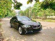 Cần bán lại xe BMW 5 Series 520i đời 2014, màu đen, giá tốt giá 1 tỷ 420 tr tại Hà Nội