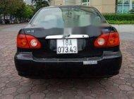 Bán lại xe Toyota Corolla altis sản xuất 2001, màu đen giá 186 triệu tại Tp.HCM