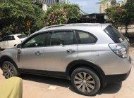 Bán ô tô Chevrolet Captiva LT đời 2009, màu bạc số sàn giá 245 triệu tại Hà Nội