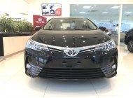 Bán Toyota Corolla Altis 1.8E CVT 2018 - màu đen - Hỗ trợ trả góp 90%, bảo hành chính hãng 3 năm/hotline: 0898.16.8118 giá 707 triệu tại Hà Nội