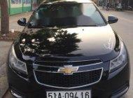 Cần bán gấp Chevrolet Cruze năm 2011, màu đen xe gia đình, 330tr giá 330 triệu tại Tp.HCM