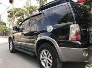 Cần bán xe Ford Escape XLT đời 2005, màu đen chính chủ, giá chỉ 218 triệu giá 218 triệu tại Hà Nội