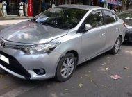 Cần bán gấp Toyota Vios 1.5E năm sản xuất 2015, màu bạc   giá 422 triệu tại Hà Nội