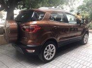 Bán ô tô Ford EcoSport 1.5 titanium đời 2018, màu nâu lướt nhẹ như chưa lăn bánh giá 644 triệu tại Tuyên Quang