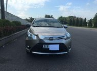 Cần bán gấp Toyota Vios năm 2017, màu bạc chính chủ giá cạnh tranh giá 515 triệu tại Hà Nội