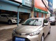 Bán Toyota Vios E 1.5AT năm 2016 vàng nâu giá 529 triệu tại Hà Nội