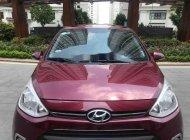 Cần bán gấp Hyundai Grand i10 AT 2015, màu đỏ ít sử dụng giá 368 triệu tại Hà Nội